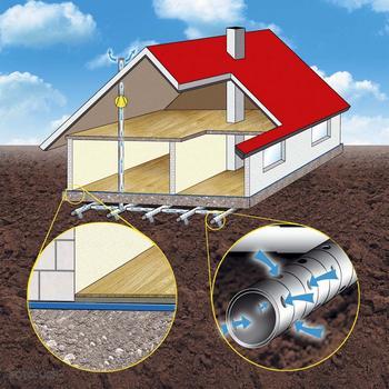 Costa rica presenta niveles considerables de gas rad n for Medicion de gas radon