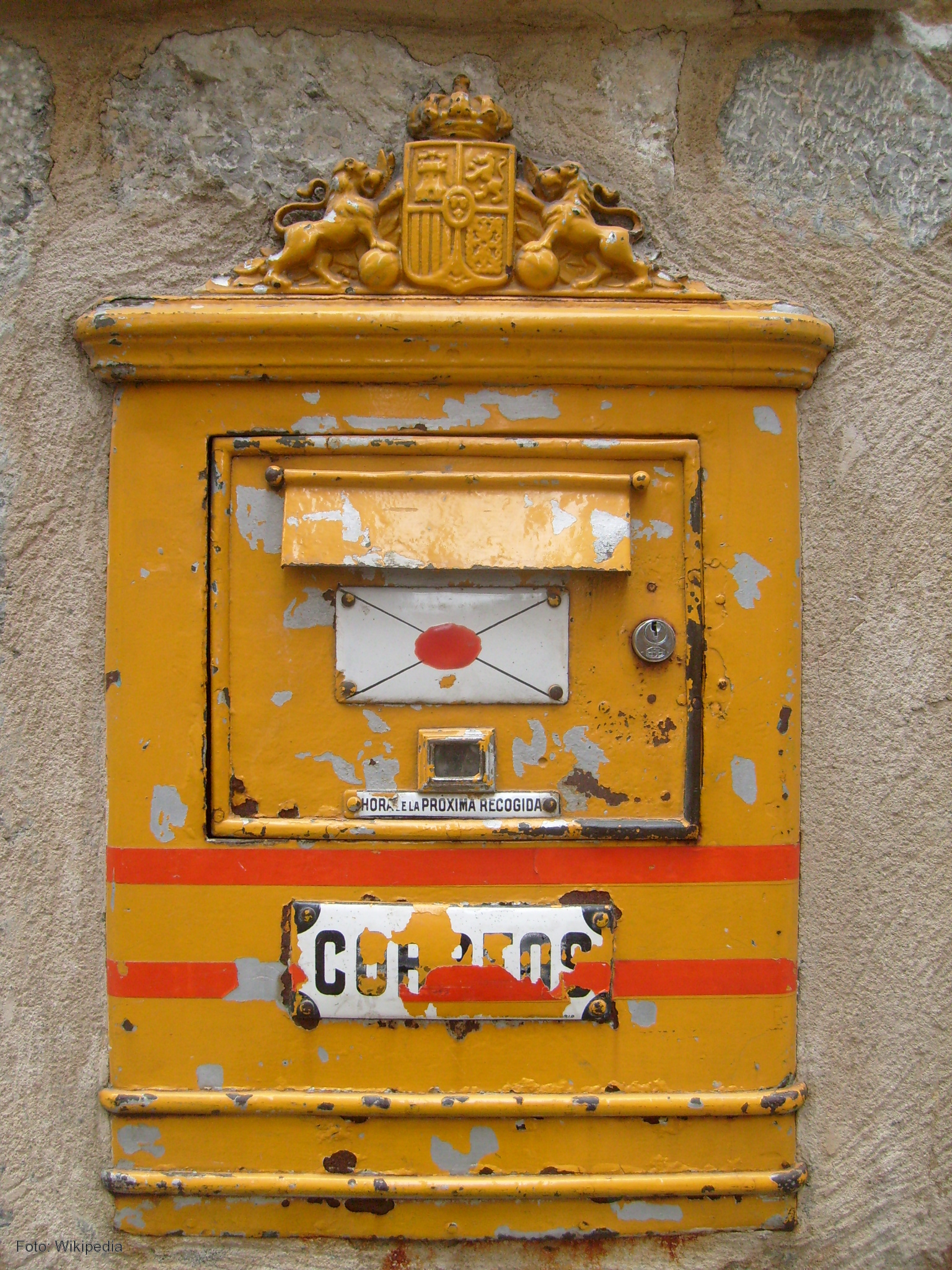 Buz n de correos en s ller mallorca - Buzon de correos ...