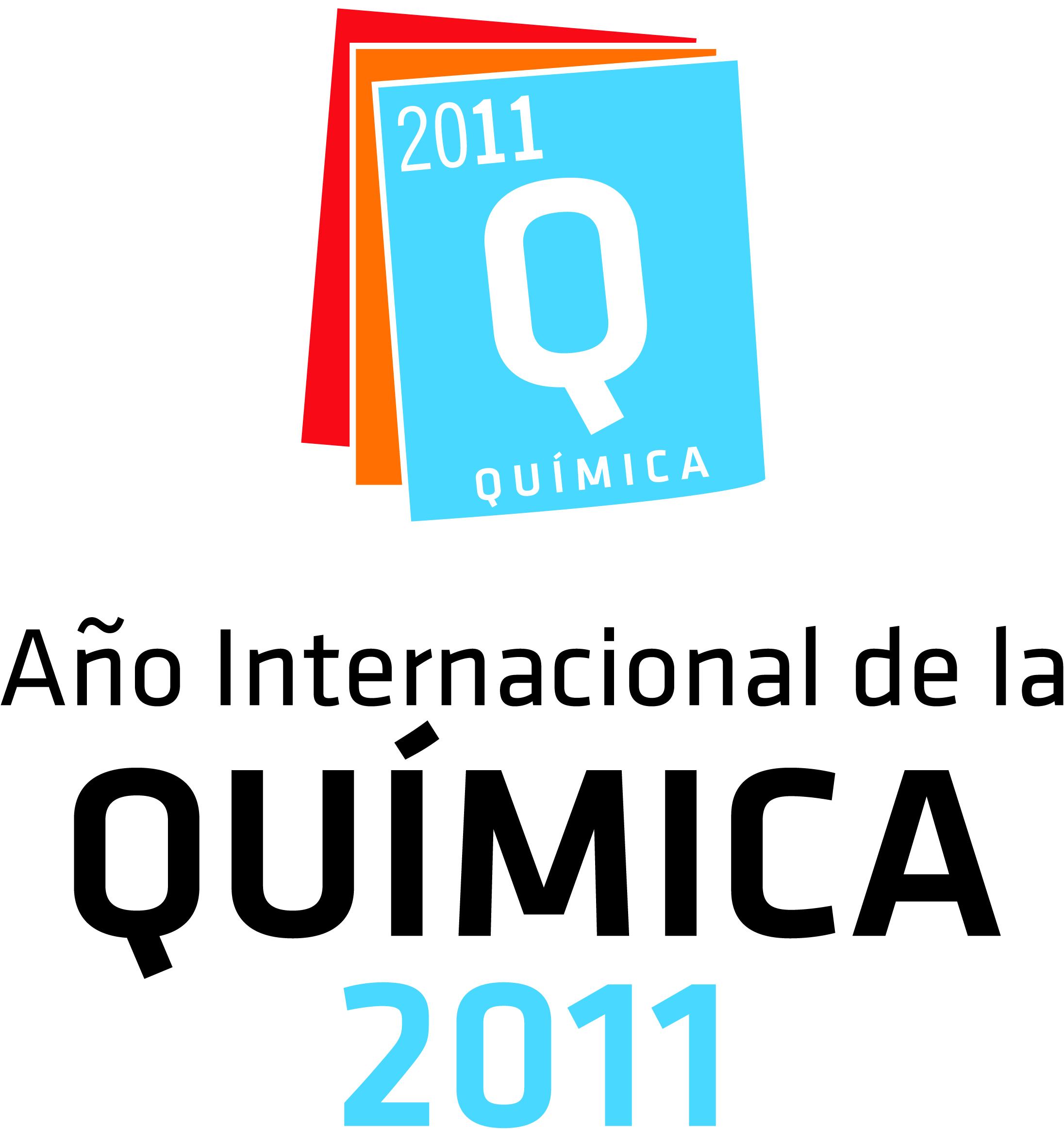 Logo del a o internacional de la qu mica for La quimica en la gastronomia