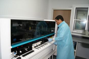 laboratorio de biologia molecular: